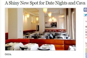 A Shiny New Spot for Date Nights and Cava